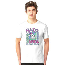 IN THE MOOD TO BE RUDE Cotton White T-Shirt Men Short Sleeve Birthday Gift - $14.89+