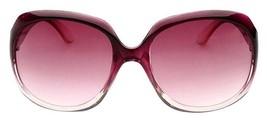 Vintage Designer Flat Top Aviator Oversized Women Gradient Sunglasses Re... - $9.89