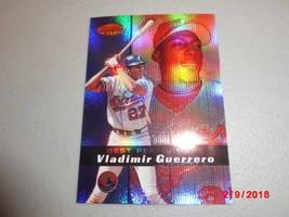 2000 Bowman's Best #96 Vladimir Guerrero -Montreal Expos-Hall Of Fame- - $2.97