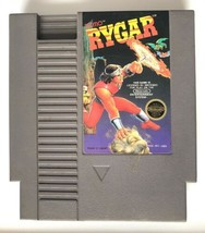 ☆ Rygar (Nintendo System 1987) Authentic Nes 5 Screw Game Cart Tested Works ☆ - $14.99