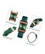 Women's Waterproof Watch, Casual Analog Quartz Wrist for Ladies Girls - $34.43+