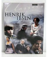 Henrik Ibsen Collection (DVD, 2007, 6-Disc Set, BBC Video) A Doll's Hous... - $60.55
