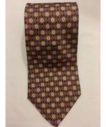 Vintage Christian Dior Monsieur Silk Neck Tie Lavender 60 x 3.75 Career - $20.39