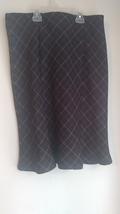womens fashion bug black & pink suit sz Med vmh099 - $15.85