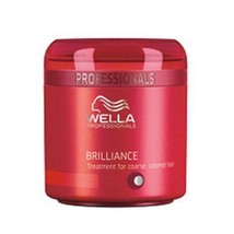 Wella Professionals Brilliance Treatment For Coarse Coloured Hair (150Ml) - $15.99
