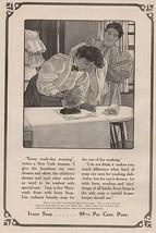Orig Vintage Magazine AD/ 1908 Ivory Soap Ad - $19.00