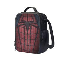 Amazing Spiderman Insulated Lunch Bag Set - $19.99