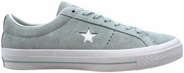 Converse One Star Suede OX Polar Blue/White 153963C Men's Size 10 - $80.00