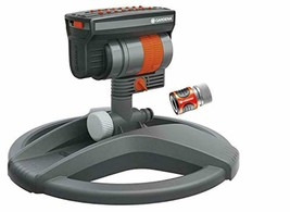 Home Garden ZoomMaxx Oscillating Sprinkler on Weighted Sled Base NEW - $84.33