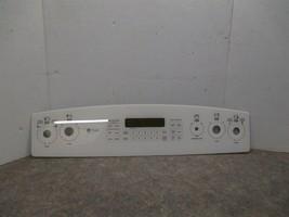 GE RANGE BURNER CRYSTAL CONTROL PANEL (SCRATCHED) PART# WB29T10032 - $98.00