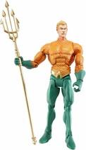 """DC Comics Unlimited: Aquaman 6.5"""" Tall Collector Action Figure - $19.75"""