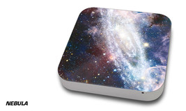 Skin Decal Wrap for Apple Mac Mini Desktop Computer Graphic Protector NEBULA - $14.80