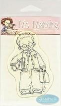 Mo Manning Stampavie Oxford Stamp #MM017