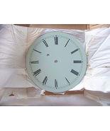 Vintage Willard Banjo Reproduction Metal Painted Clock Dial 8 inch diameter - $19.99
