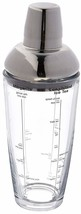 Tablecraft H2400T Stainless Steel Top Boston Shaker, Gray - $522,78 MXN