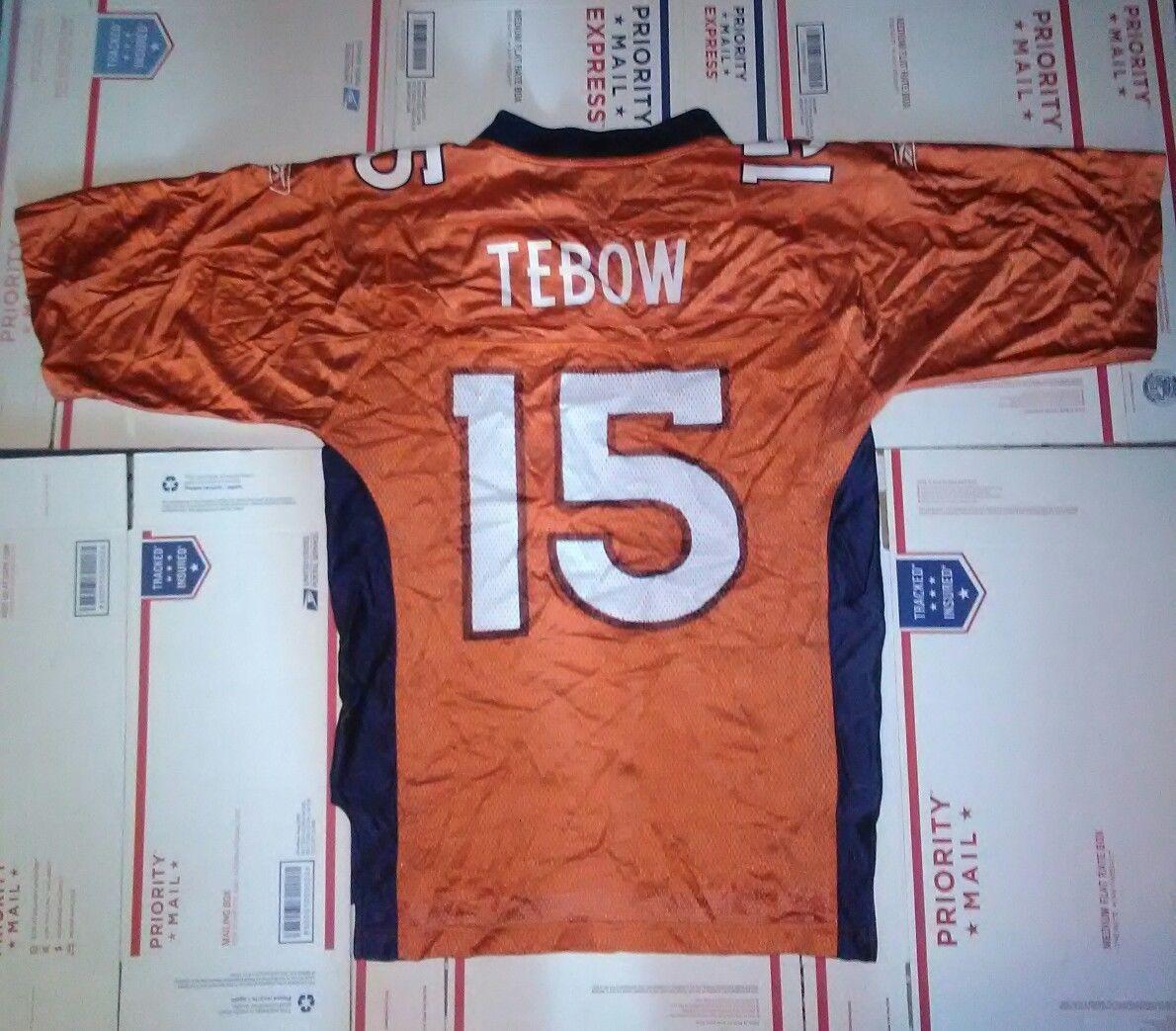 wholesale dealer a086d 86dfb NFL-DENVER BRONCOS- #15 Tim Tebow JERSEY- and 50 similar items