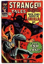 STRANGE TALES #146 comic book-NICK FURY/DOCTOR STRANGE FN+ - $46.66
