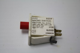 Honeywell Microswitch 1DM52 8207 Snap Action Switch SPDT Panel Mount New - $8.99