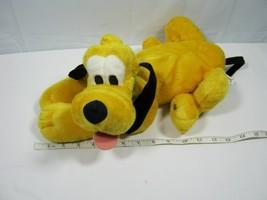 Pluto Disney Store Exclusive Plush 16 inch Dog Stuffed Animal Large Auth... - $14.66