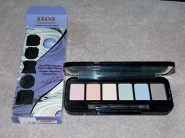 BareMinerals Buxom PASTEL PERSUASION Eyeshadow Palette .05 oz x 6 New - $28.66