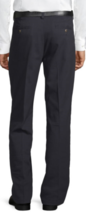 Men's St. John's Bay Easy Care Classic Fit Pleat Front Pants Size 40x29 image 2