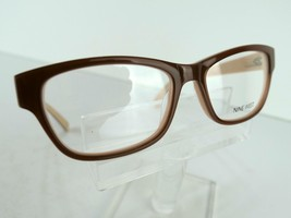 Nine West NW 5069 (250) Honey Brown / Cream  51 x 16 135 mm Eyeglass Frames - $51.96