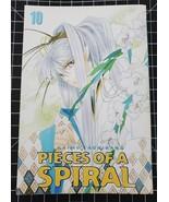 Piece of a Spiral 10 ~ Kaimu Tachibana (English manga) - $19.99