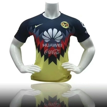 NWT CLUB AMÉRICA COCA-COLA FAN HOME  JERSEY SEASON 2017-2018 SIZE S TO XL - $34.99