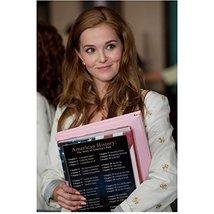 Beautiful Creatures Zoey Deutch as Emily holding school books 8 x 10 Inc... - $7.95