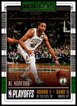 2018-19 Hoops Road to the Finals First Round 33 Al Horford NM-MT 613/201... - $2.49