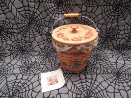 Longaberger Baskets 2002 Autumn Pail Combo - $85.00
