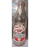 Graf's Deep Rock Beverages Soda Pop Bottle 12oz... - $9.95