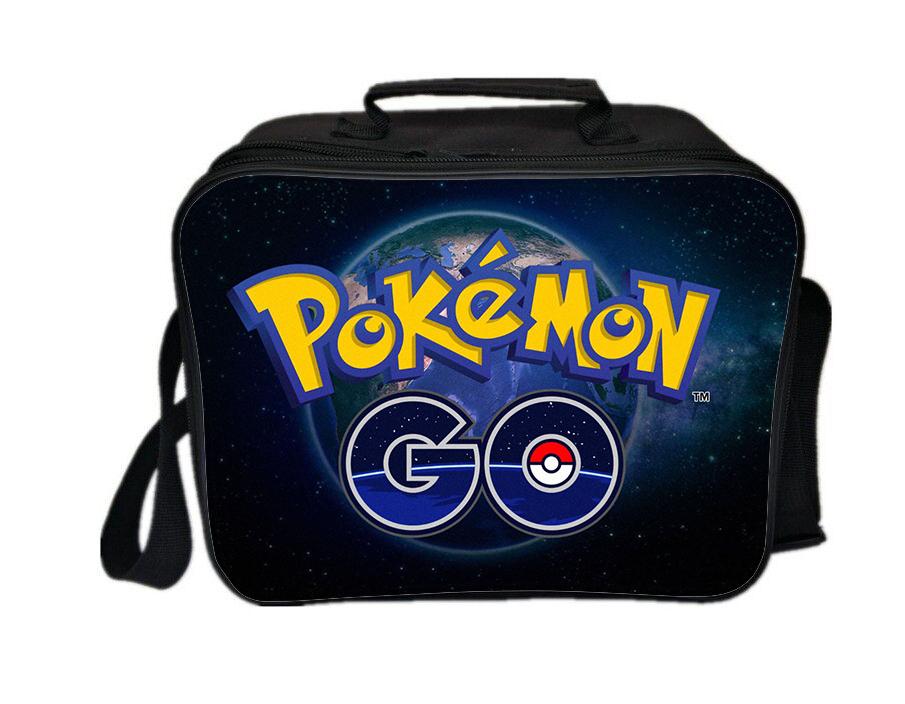 Pokemon lunch box series lunch bag pokomon go