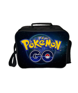 Pokemon Lunch Box Series Lunch Bag Pokomon Go - £15.67 GBP