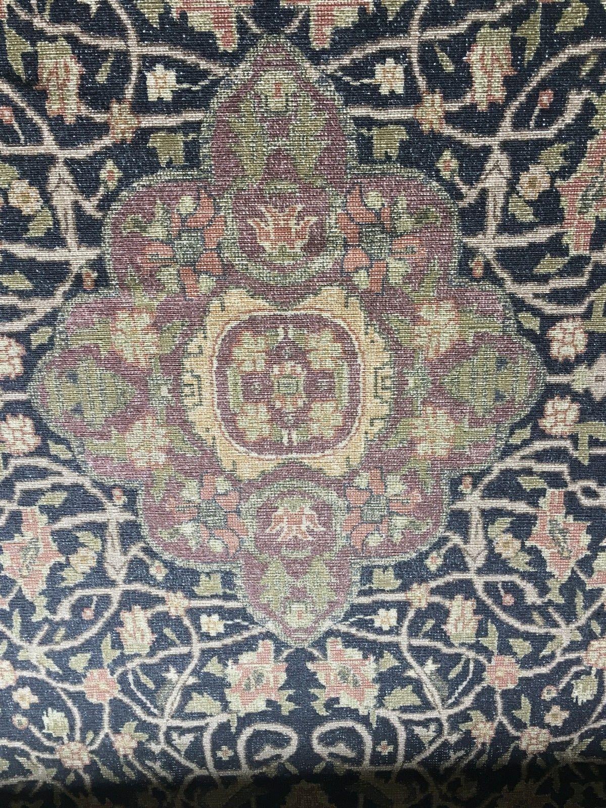 4 yds Ralph Lauren Upholstery Fabric Traditional Floral Print CK