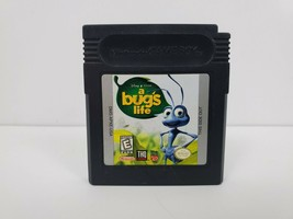 Bug's Life (Nintendo Game Boy Color, 1998) Game Only Tested and Works - $5.38