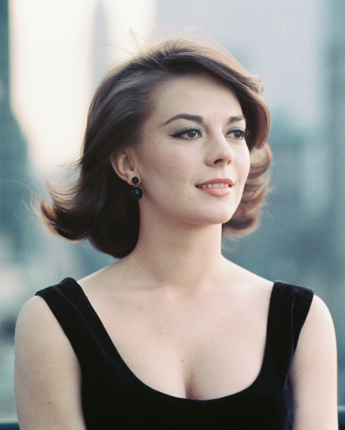 Primary image for  Natalie Wood Color Print 16X20 Canvas Giclee