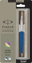 Parker Jotter Standard CT Ballpoint Ball Pen Ballpen Blue Body Brand New... - $6.49