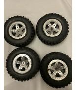 Traxxas Slash 2wd Kumho Venture Set of Four Tires RC Short Course Truck - $26.72