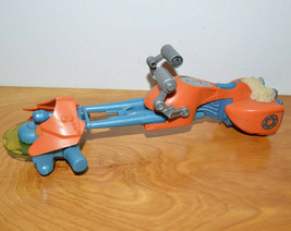 "Star Wars Jedi Force Speeder Bike For Playskool Action Figures 11"" 2004 Hasbro - $12.41"