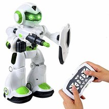 Remote Control Robot,Robot Toys,Smart Robotics for Kids with Gesture Sen... - $34.97