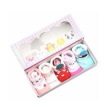 Breathable and Comfortable Cotton Socks Baby Socks Gift Sets