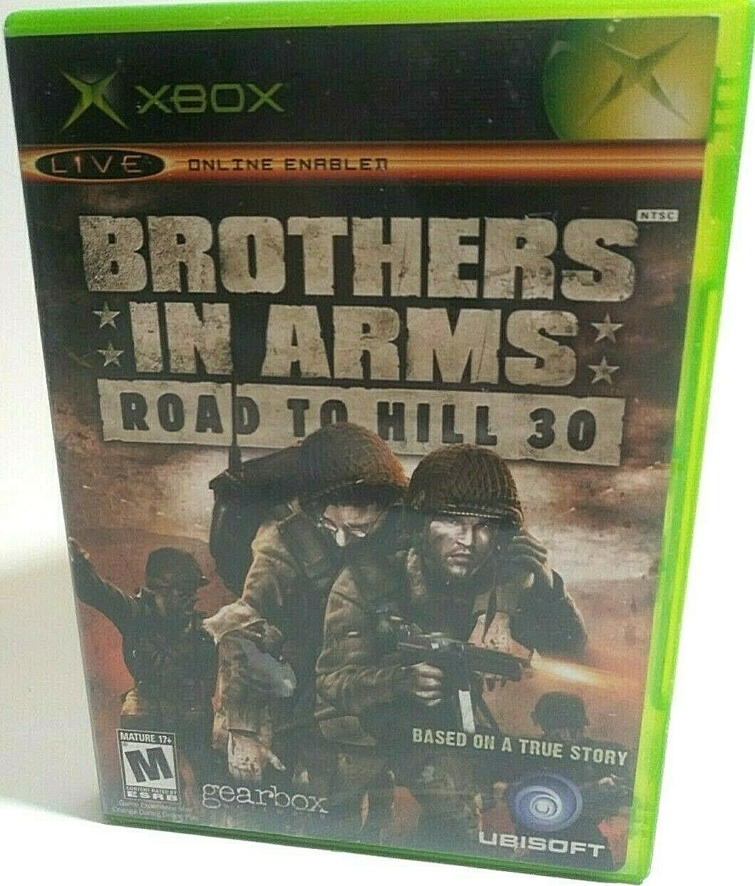 Brothers in Arms: Road to Hill 30  Microsoft Xbox  2005