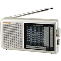 12-Band Compact World Band Receiver with LED  - $56.99