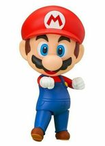Super Mario 6 Inch Classic Skin Action Figure Nendoroid Series 473 Good Smile Co image 3