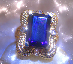 HAUNTED RING MASTER OF METAMORPHOSIS RITE TRANSFORM SECRET  POWERS OOAK MAGICK - $8,977.77