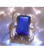 HAUNTED RING MASTER OF METAMORPHOSIS RITE TRANSFORM SECRET  POWERS OOAK MAGICK - $4,488.89