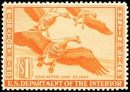 RW11, Mint VF NH DUCK Stamp - No Gum Skips! Cat $135.00 - Stuart Katz - $50.00