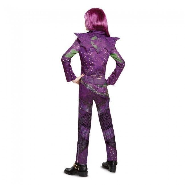 Disguise Mal Isola Descendants Lusso Disney Bambini Ragazze Costume Halloween