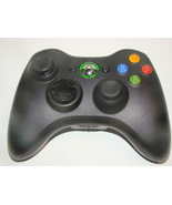 XBOX 360 - Official OEM Wireless Controller (Black) - $30.00